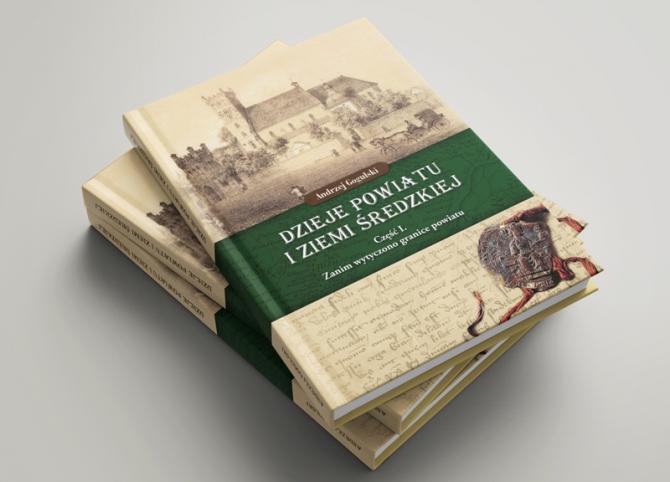 Publikacja o historii powiatu średzkiego w druku